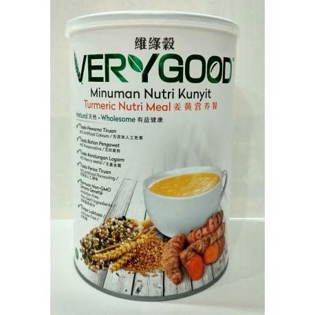 VERYGOOD Turmeric Nutri Meal 1KG